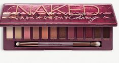 Shop Urban Decay's Naked Cherry Eyeshadow Palette at Sephora. This eyeshadow palette includes 12 cherry-hued neutrals, ranging from ivory to rose gold to black cherry. Red Eyeshadow Look, Neutral Eyeshadow Palette, Naked Palette, Eyeshadow Makeup, Eyeliner, Makeup Cosmetics, Sephora France, Urban Decay, Beauty Products