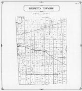 Historic Map: Henrietta Township, Atlas: Lorain County 1912, Ohio - Historic Map Works, Residential Genealogy ™