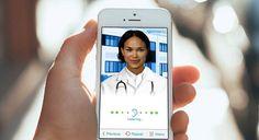 Виртуальная медсестра в качестве интерфейса суперкомпьютера