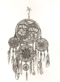 girl holding a dream catcher drawing artsy fartsy pinterest dream catcher drawing dream. Black Bedroom Furniture Sets. Home Design Ideas