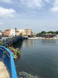 A walk in Martigues France