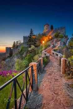 San Marino. by Rudy Balasko / 500px