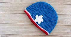 Patriotic Crochet Ba