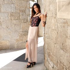 Check out Scented Floral Look by Zinga and Latiste at DailyLook