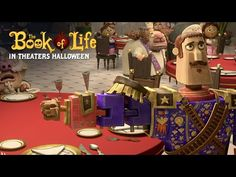 The Book of Life on Blu-Ray + Dvd Available January 27, 2015 #Giveaway #BOLinsiders | The Night Owl Mama