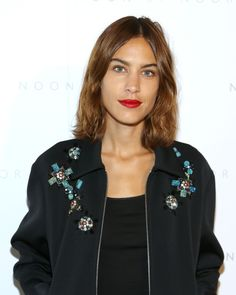 "alexachungdirectory: "" Alexa Chung attends the Noon by Noor Spring/Summer 2017 as part of NYFW on September 8, 2016 in New YorkCity, USA """