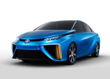 Toyota makes Fuel Cell Vehicle star of CES 2014 | CES 2014: Car Tech - CNET Blogs