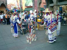 Grupo de Dansa, Zamora, Michoacan