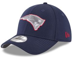 buy popular 729e6 26eb1 NEW England Patriots Era 39thirty NFL Performance Pop M l Flexfit Cap Hat
