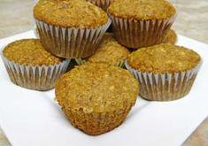 Gluten free apple muffins.