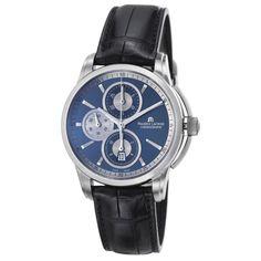 Maurice Lacroix Pontos S Diver Chronograph Watch