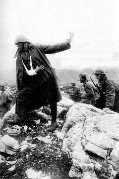 Attacco greco in Albania, 1940.