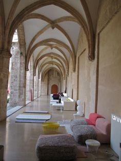 GANDIABLASCO VDW EVENT 2014  #design #diseño#architecture #indoor #decoration #installation #instalaciones #patriciaurquiola #rugs #gothic #vdw #gandiablasco #ganrugs