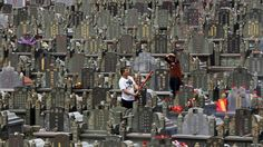 April 4th was tomb sweeping day in China. It is a day when people pay tribute to their ancestors by visiting their graves, and the ritual always begins with some proper cleaning.