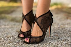 Aquazzura Heels - Gal Meets Glam