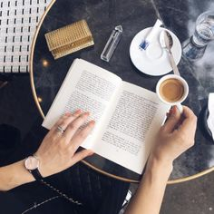 A perfect break by @lacoquetteitalienne involves a book, a good coffee and, of course, her Festina Extra Collection watch!    Repost: @festina.watches
