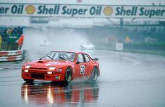 Racing Porsche 924 Carrera