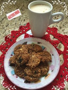 Olha o que eu sei fazer!: Cookies de banana e aveia