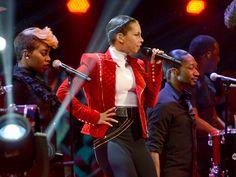 Alicia Keys Photo - 39th Annual People's Choice Awards - Show