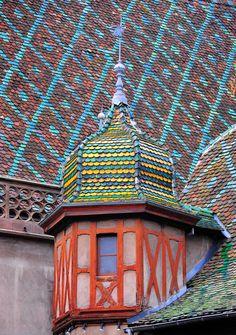 Le Koîfhus Colmar - Alsace - France  www.tourisme-colmar.com  Feathers by World Trek Photography on 500px