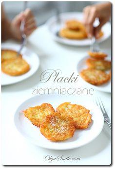 Potato pancakes recipe I love potato pancakes. If someone would zap me … Crepes And Waffles, Potato Pancakes, Gluten Free Pancakes, Eat Lunch, Tyga, Potato Recipes, Vegetarian Recipes, French Toast, Veggies