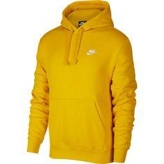 nike sportswear swoosh tape hoodie herre
