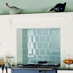 Kitchen splashbacks - our pick of the best
