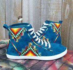 size 8.5  Coopper sneakers by Rez Hoofz Please read full description below by REZHOOFZ on Etsy