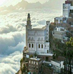 Haraz pueblo de montaña - Yemen