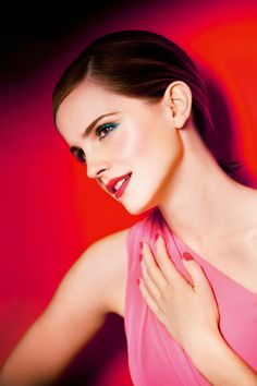 Emma Watson in Lancome In Love 2013 Photoshoot Emma Watson Sexiest, Emma Watson Beautiful, Hermione Granger, Emma Watson Style, Emma Love, The Bling Ring, Up Girl, Lancome, Photos Du