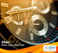 Identify your #favorite #watch boutique at LuLu Mall.