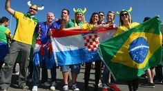 Brazil vs. Croatia, World Cup 2014: Time to get underway in Sao Paulo