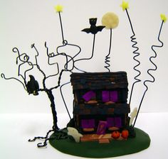 mini haunted house - Bing Images