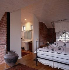 Fuck Yeah, Awesome Houses! - Loft Bedrooms