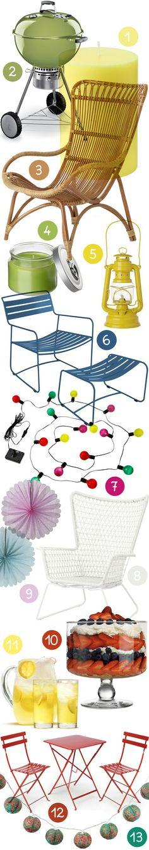 13 summer essentials voor je tuin / www.woonblog.be