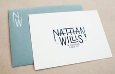 Meagan Tidwell Design | Branding, Logo and Packaging Design for Nathan Willis Film Co.