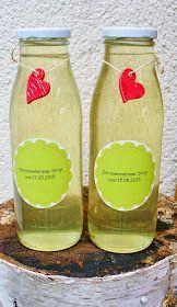 Seifenliebe...rostet nicht ♥: Zitronenmelissesirup & Rezept