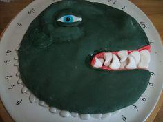 Gateau dinosaure T Rex - Ker Mary