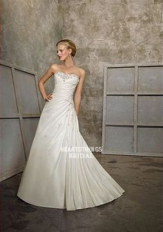 Heartstrings Bridal - Bridal Gowns - Mori Lee - Mori Lee 2516