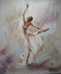 Discover great art by contemporary artist Monika Luniak. Browse artworks, buy original art or high end prints. Ballet Drawings, Art Drawings, Ballerina Kunst, Ballerina Painting, Ballet Art, Ballet Dance, Dance Paintings, Aesthetic Painting, Dance Photography