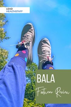 We asked a veteran ICU travel nurse to test out BALA shoes for us to help LEAD you down the path to find the best and most comfortable footwear for nurses! Icu Nursing, Travel Nursing, Nursing Shoes, Nurses, Comfortable Shoes, Footwear, Board, Fashion, Comfy Shoes