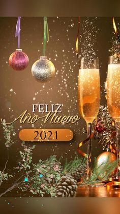 Happy New Year Animation, Happy New Year Gif, Happy New Year Wallpaper, Happy New Year Message, Happy New Year Images, Christmas Scenes, Christmas Wishes, Christmas Art, Christmas Greetings