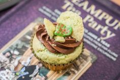 Emilly Ladybird's Absinthe Fairy Cakes at the Foodies Festival 2014 (photo by Tincture Ltd)