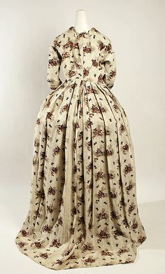 Dress  Date: ca. 1795 Culture: British Medium: cotton