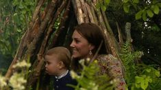 Prince George scores the Duchess of Cambridges's Chelsea Flower Show garden 20 out of 10