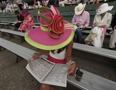 Fabulous Hat Did Someone Say The First Saturday In May I Do Believe