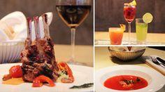 Summer Delight Set-Menu Terrace Restaurant http://www.hotelokuramacau.com/en/offer/food_summer_delight.php