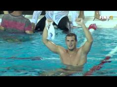 BCN2013 Hungarian Team after Mens waterpolo final - YouTube