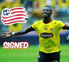 New England Revolution has signed on a loan Ecuadorian player Cristian Penilla! He plays as an attacking midfielder and has played for teams like Ecuadorian giants Barcelona Liga MX club Pachuca and Brazilian team Chapecoense.