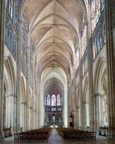 Troyes Cathedral (Cathédrale Saint-Pierre-et-Saint-Paul de Troyes) Troyes, France